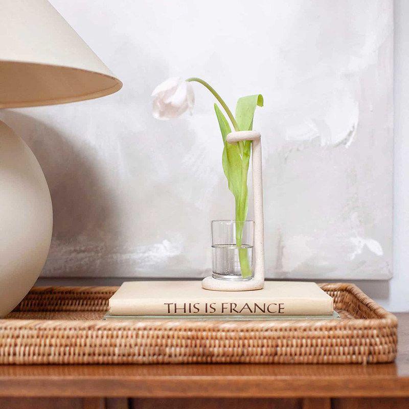 Standing Bud Vase