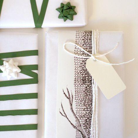 wallpaper gift wrap