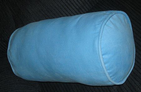 Free Directions To Sew A Round Bolster Pillow Awesome Sew Bolster Pillow Cover