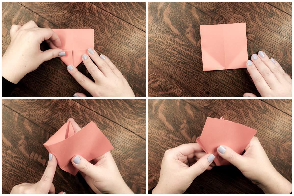 Cute Origami Fish Tutorial