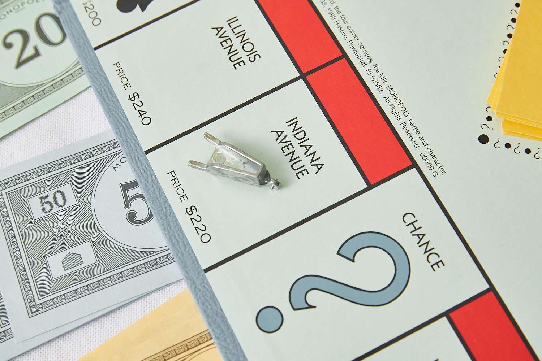 Monopoly Indiana Avenue