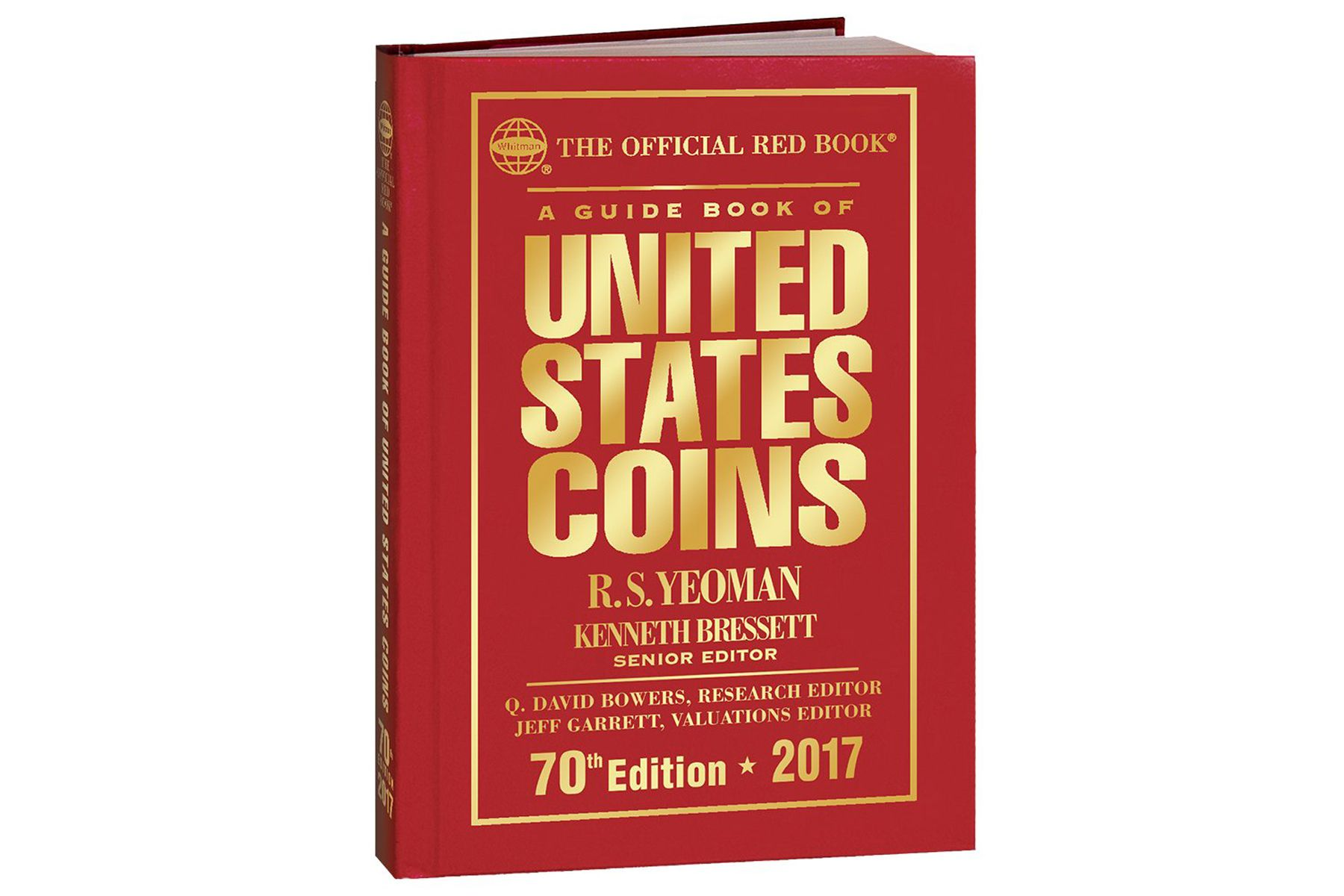 2017 Edition of a Guide Book of United States Coins