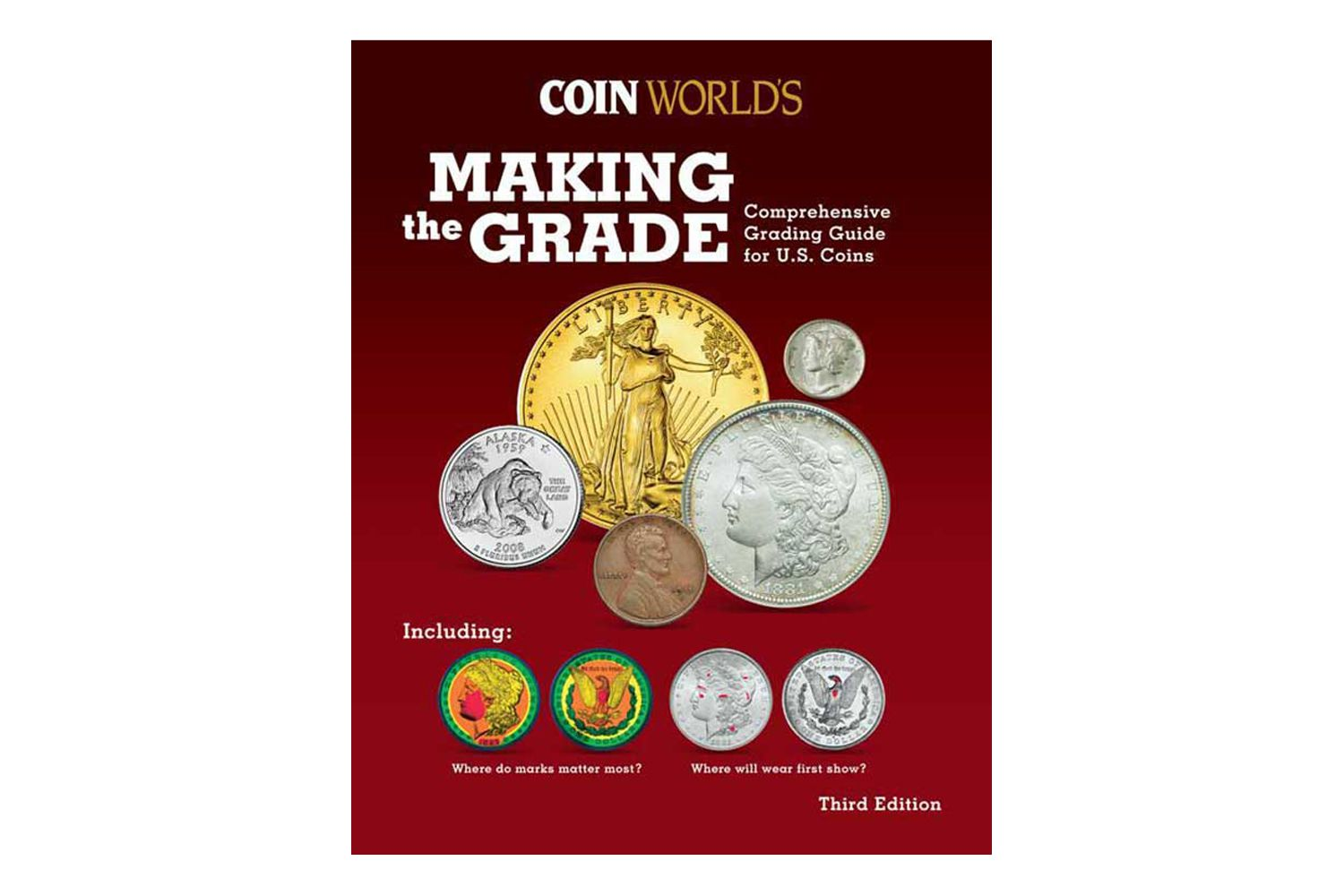 Making the Grade, Comprehensive Grading Guide for United States Coins, Coin World