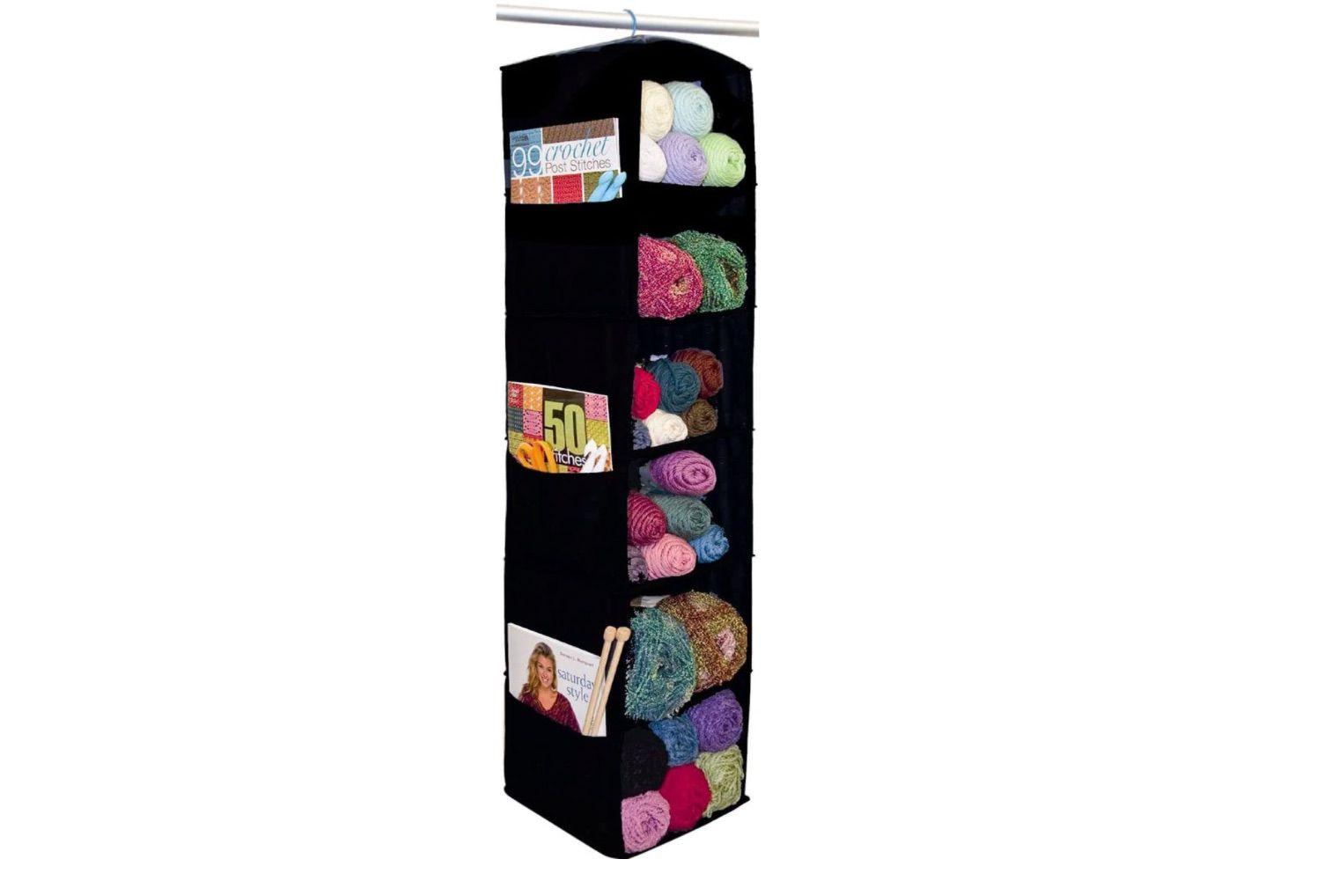Yarn and Craft Organizer