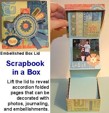 Scrapbooking Ideas For Quick Pages