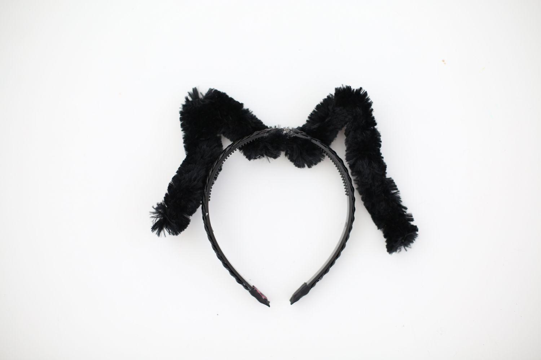 DIY Cat Ears Headband for Halloween