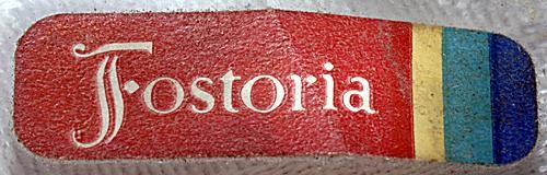 Fostoria designation