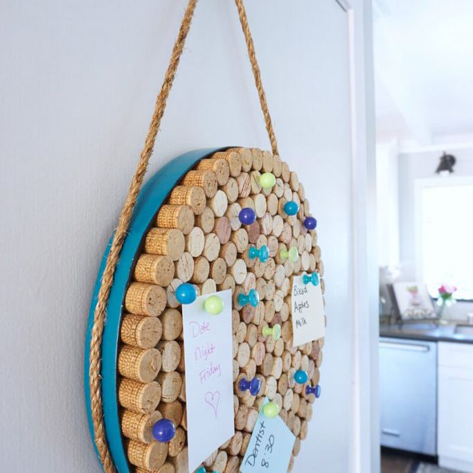 16 Diy Cork Board Projects