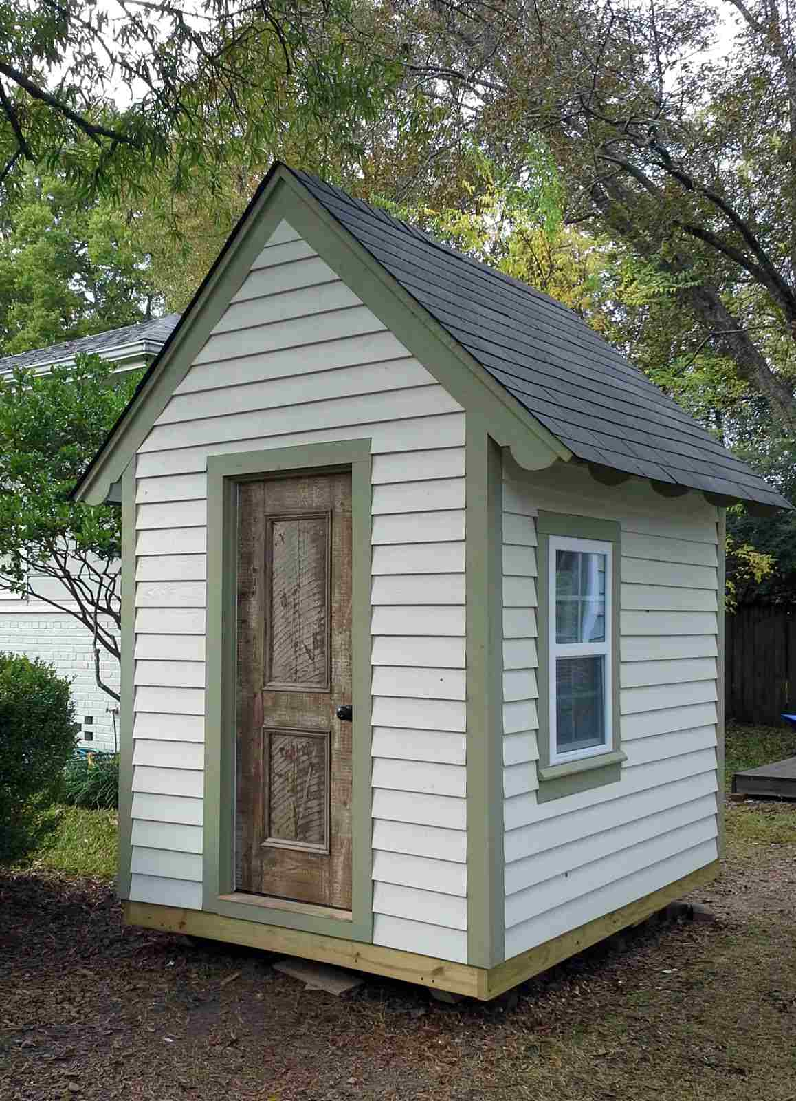 13 Free Playhouse Plans The Kids Will Love