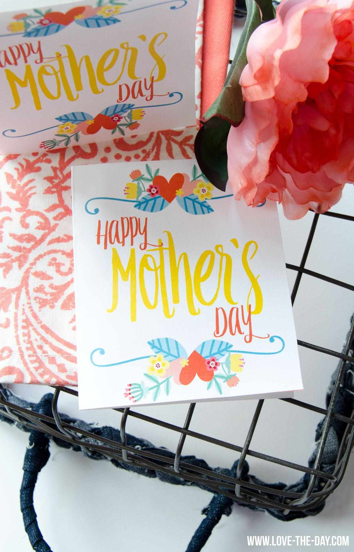 23 Free Printable Mother s Day Cards She ll Love