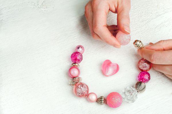 Bead jewelry