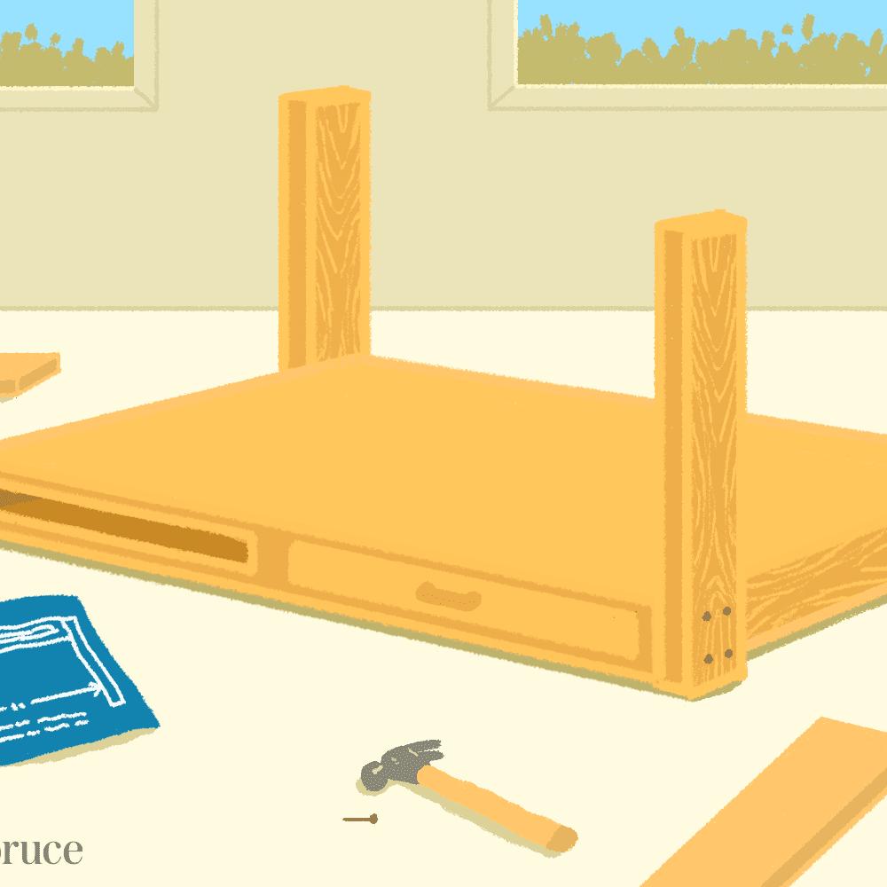 17 Free Workbench Plans