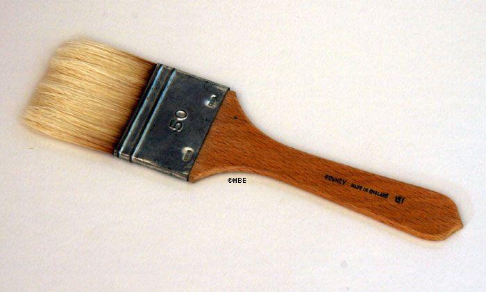 Art Paint Brushes -- Varnishing Brush