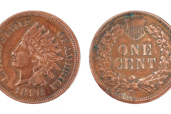 Indian Head Penny Cent