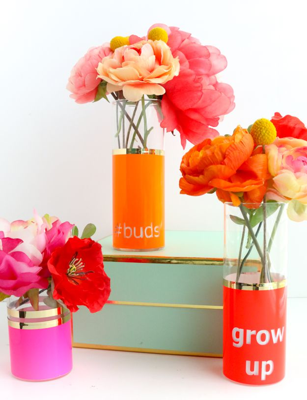 35 Diy Vases Perfect For Spring