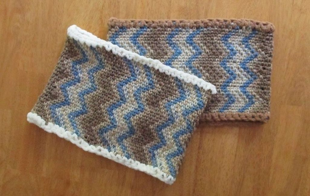 Colorwork: Planned Pooling in Crochet