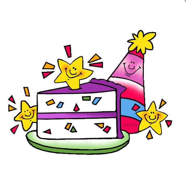 7 Places To Find Free Birthday Clip Art