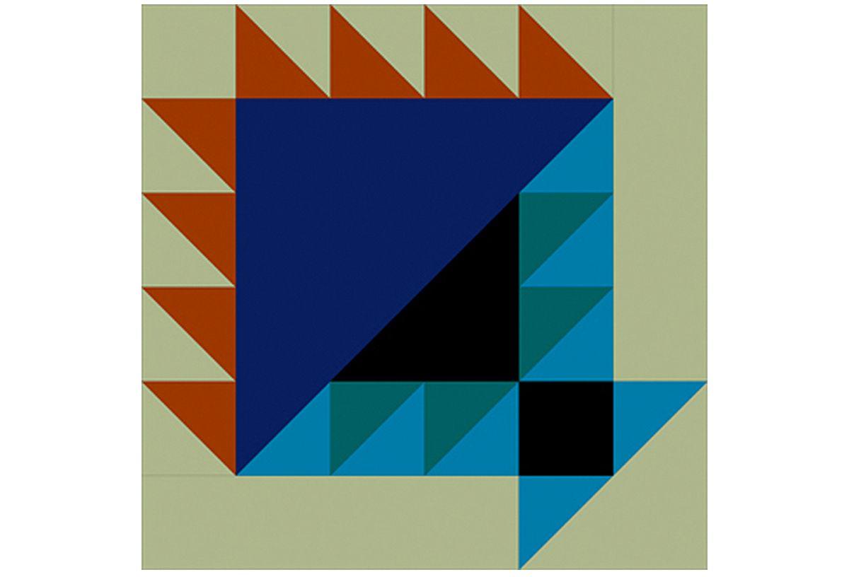 Amish Basket Quilt Block Pattern