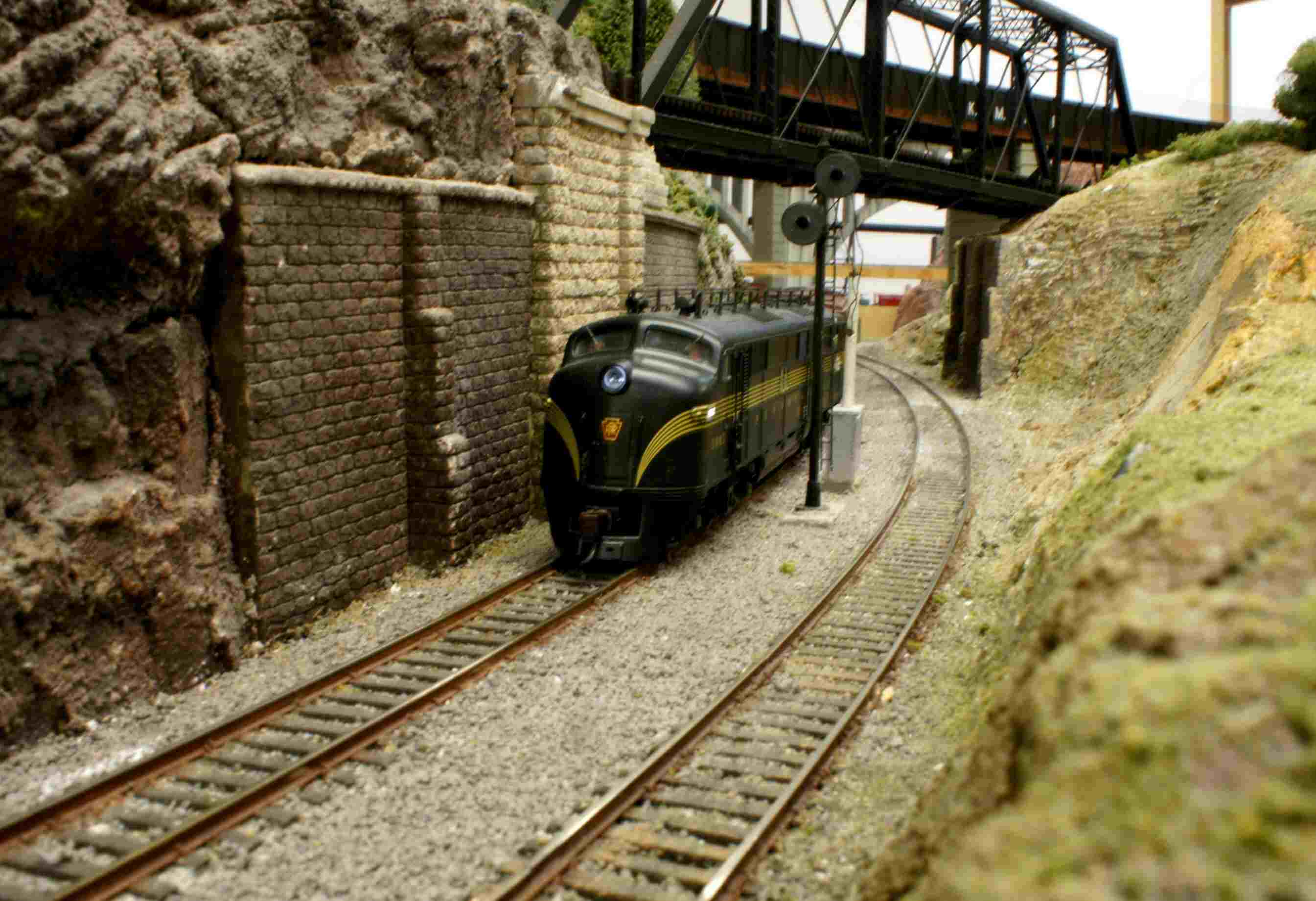 How to Plan a Model Railroad