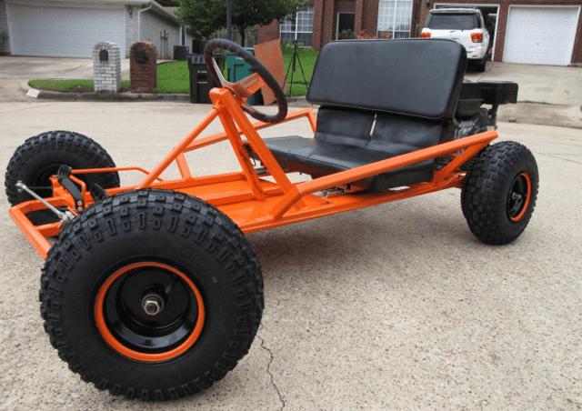7 Free Go Cart Plans