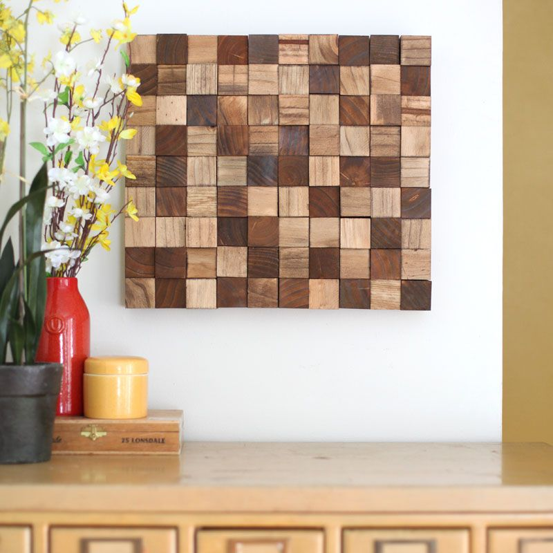 14 Wood Diy Projects For Your Home
