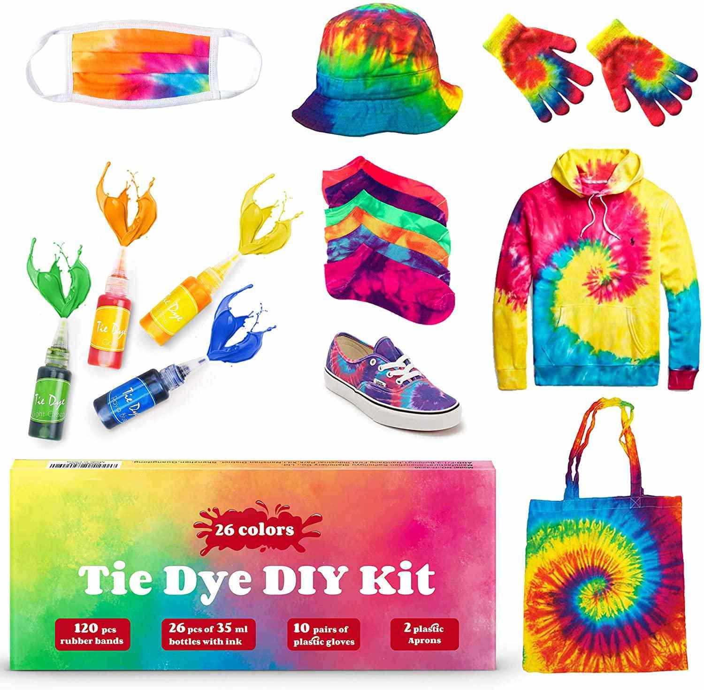 Tomser DIY Tie Dye Kit