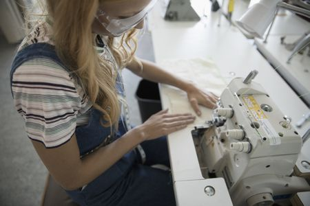 Serger Stitches Available on Various Thread Sergers