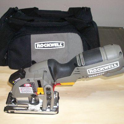 Rockwell Versacut Mini Circular Saw