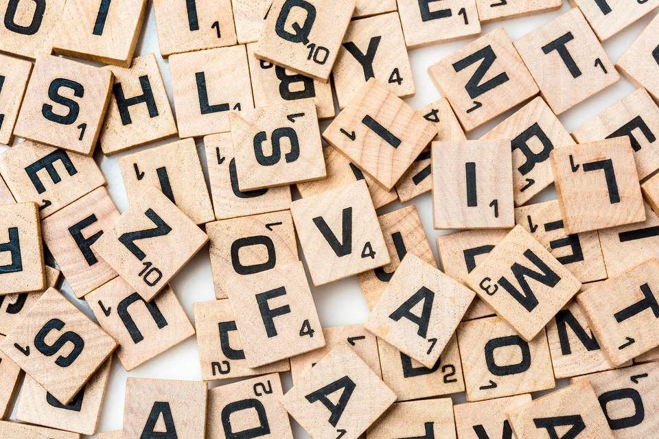 scrabble letter points how many letter tiles are in scrabble 24771 | GettyImages 579236076 59641e375f9b583f18138ca1