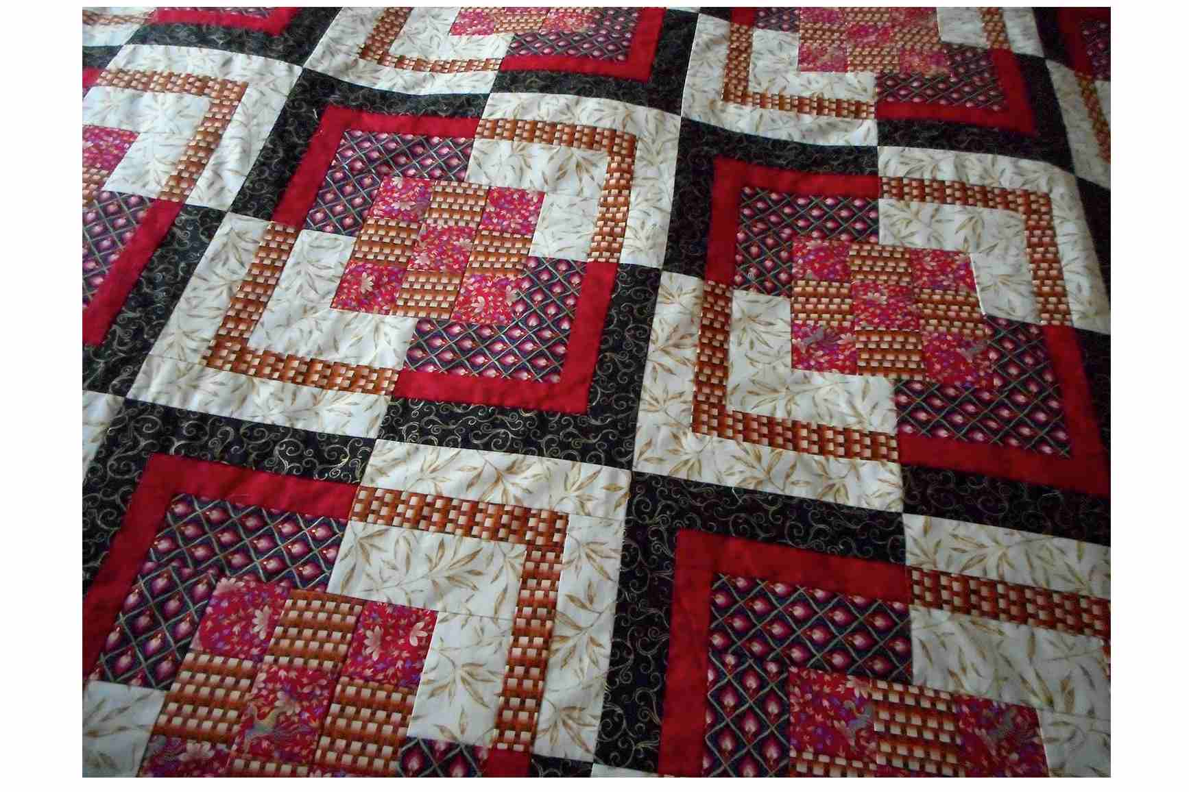 Super Easy Quilt Patterns Free Magnificent Inspiration
