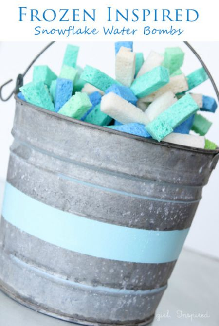 9 Ideas For A Frozen Themed Birthday Party