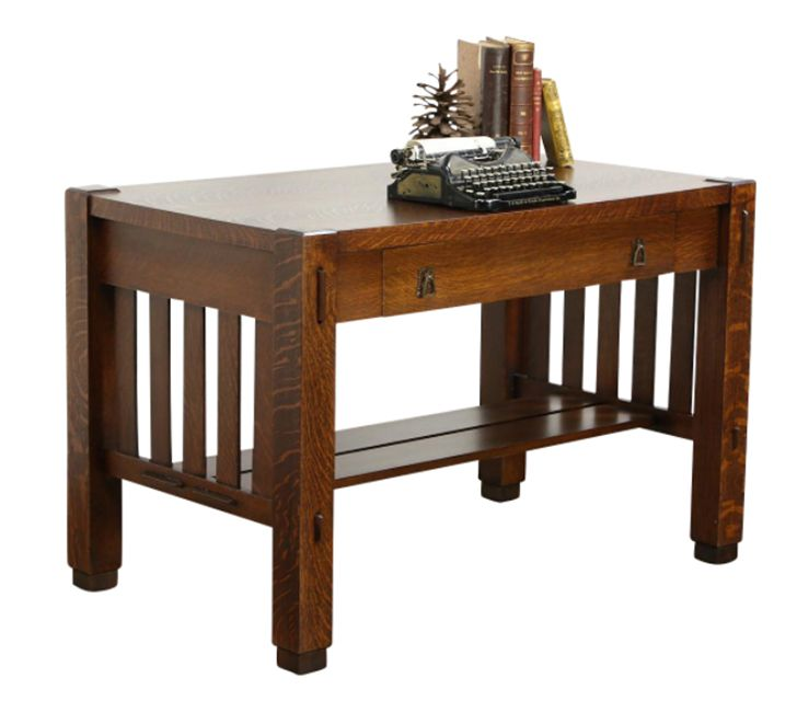 Mission Style Desk, c. 1905