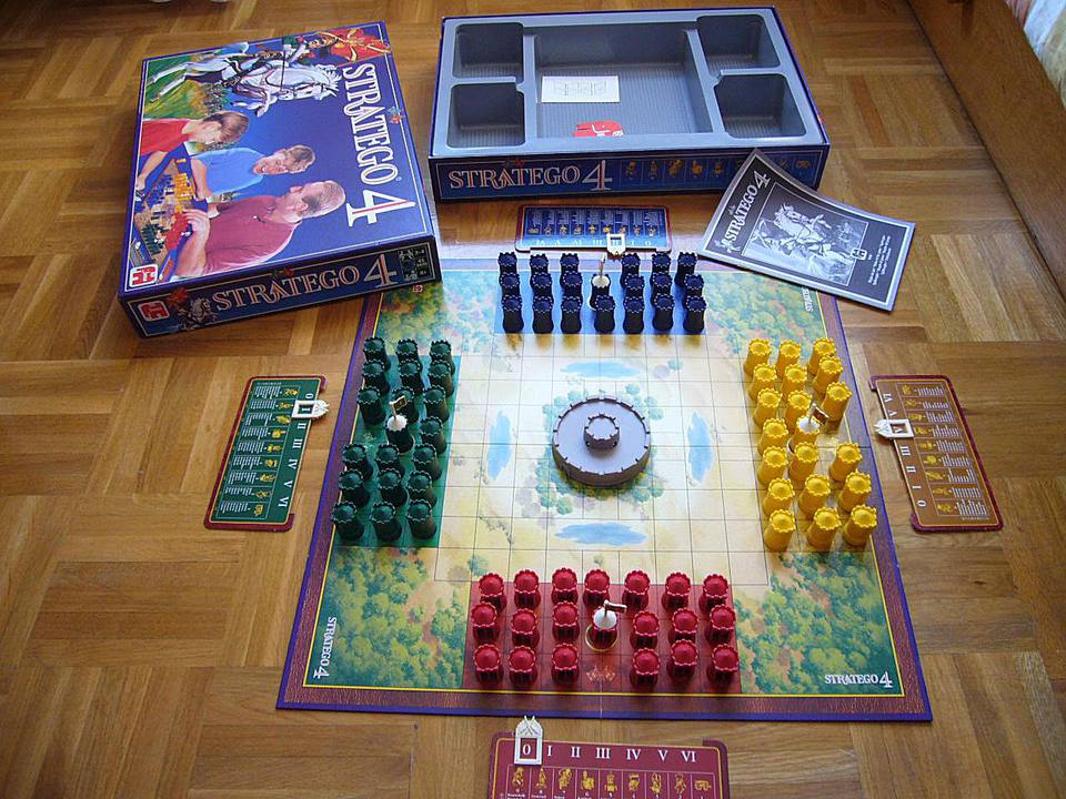 Stratego game