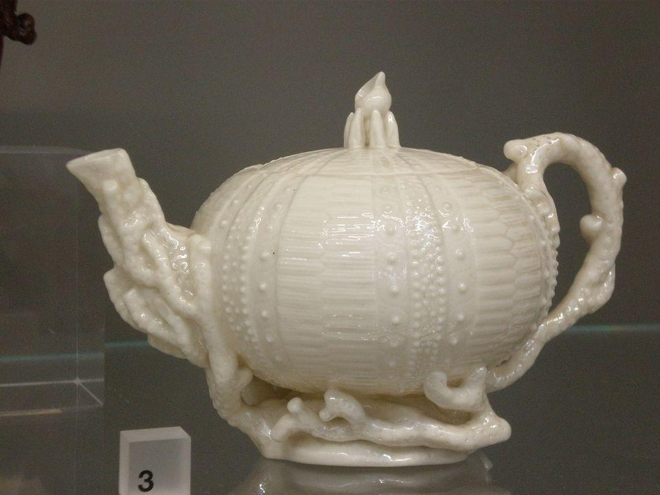 Teapot from 'Echinus' range