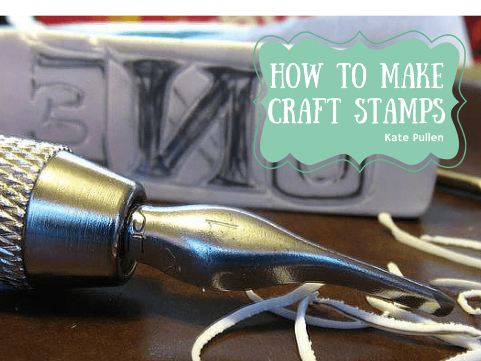 how to make your own stamps