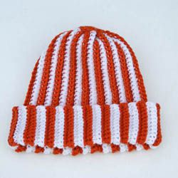 Team Spirit Crochet Hat Free Pattern 36745e25797