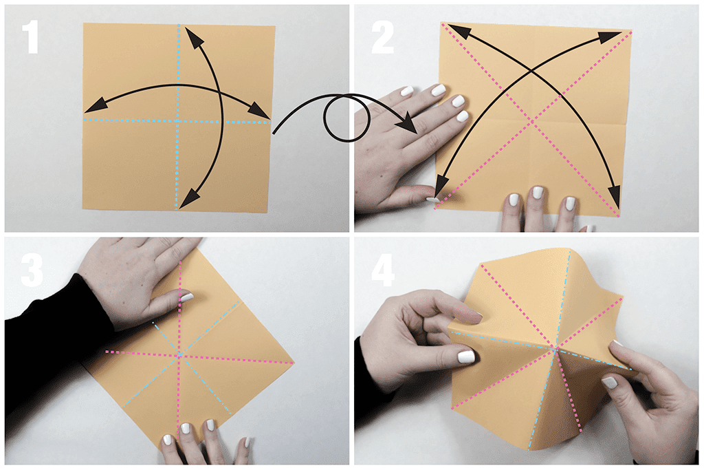 How to Make an Origami Star Box (with Pictures) - wikiHow | 683x1024