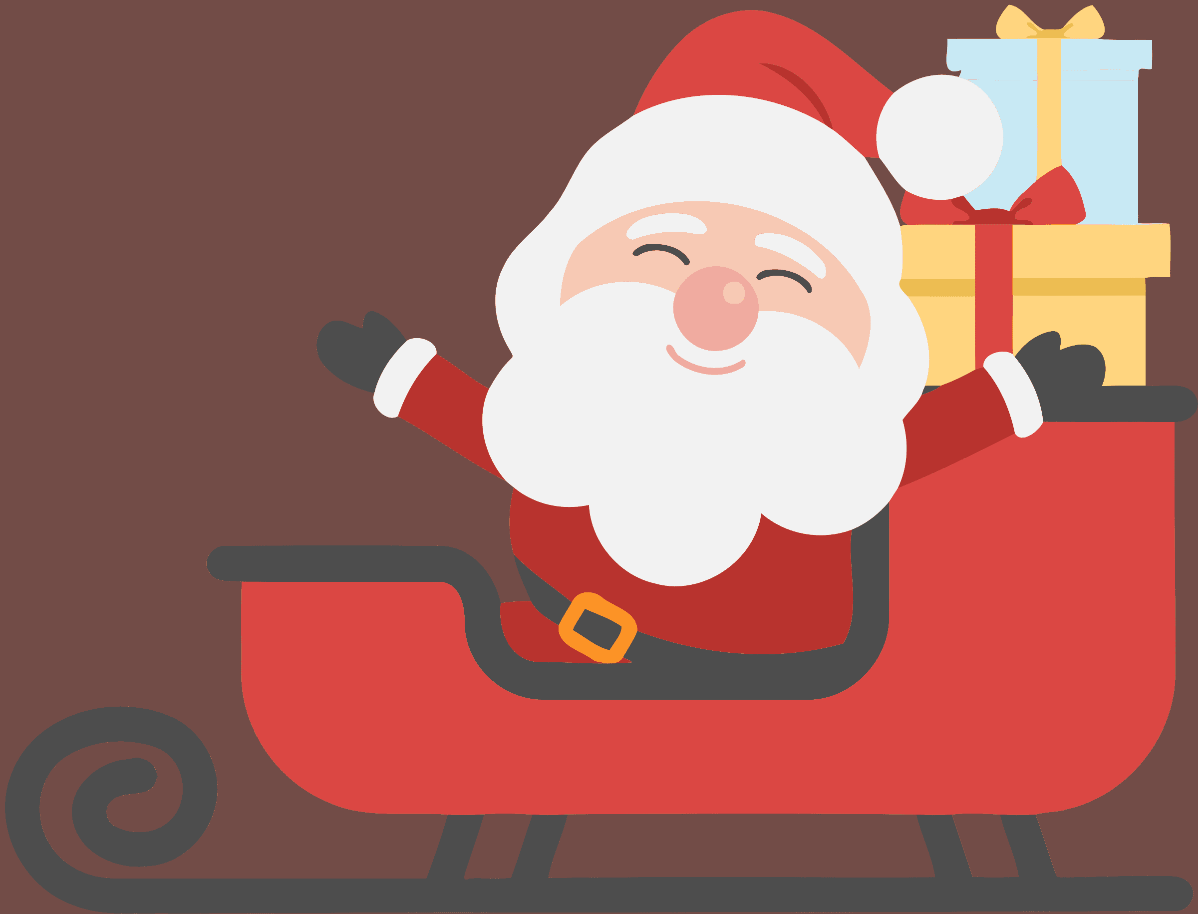 Free Santa Clipart Images for Your Holiday Projects