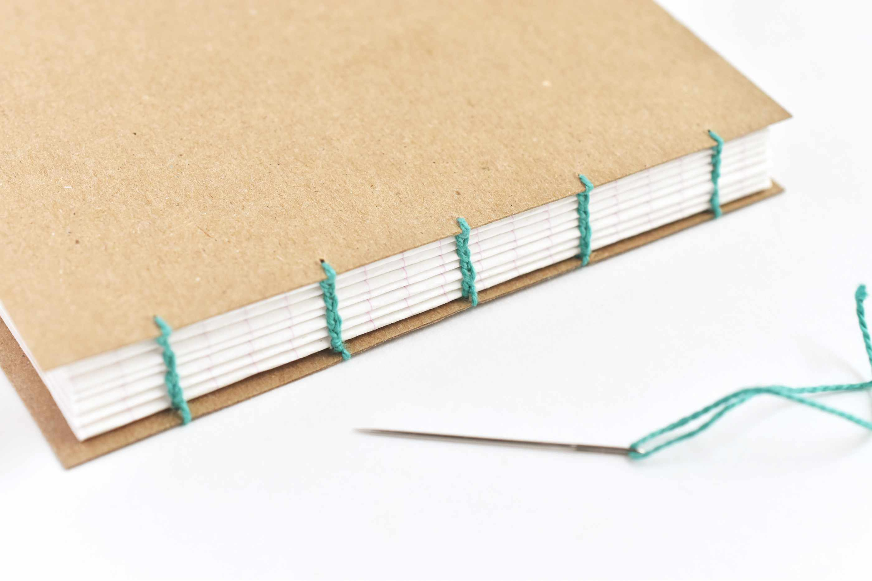 How to Bind a Book With Coptic Stitch