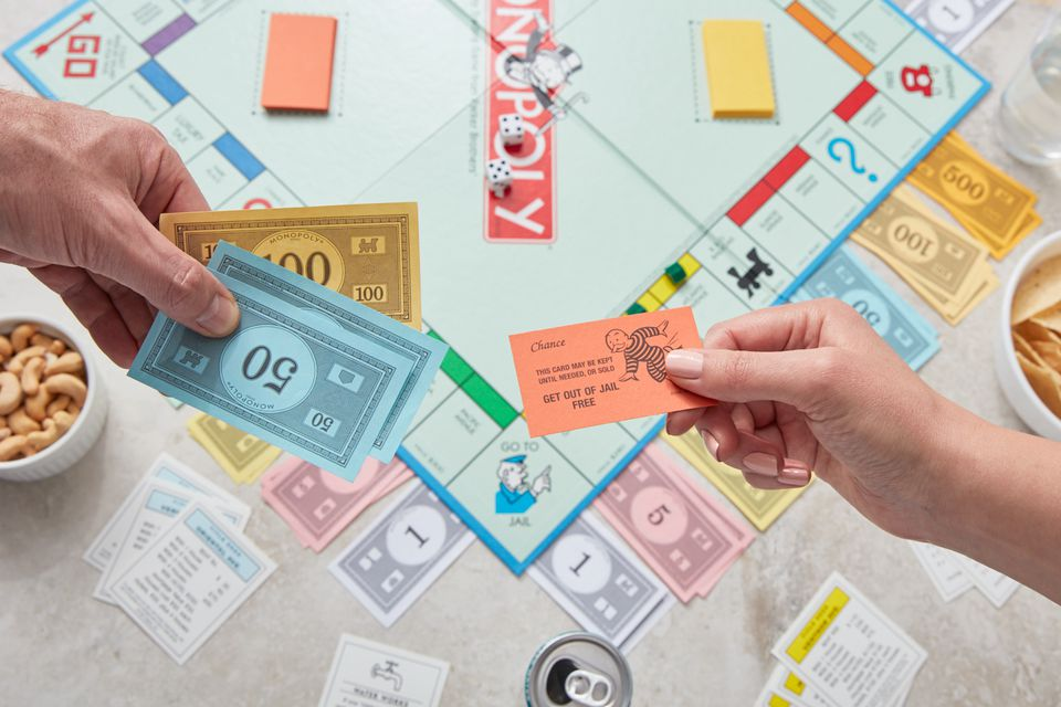 side deal in Monopoly