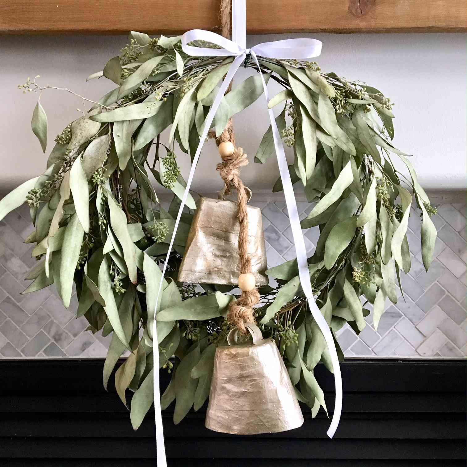 Eucalyptis Wreath