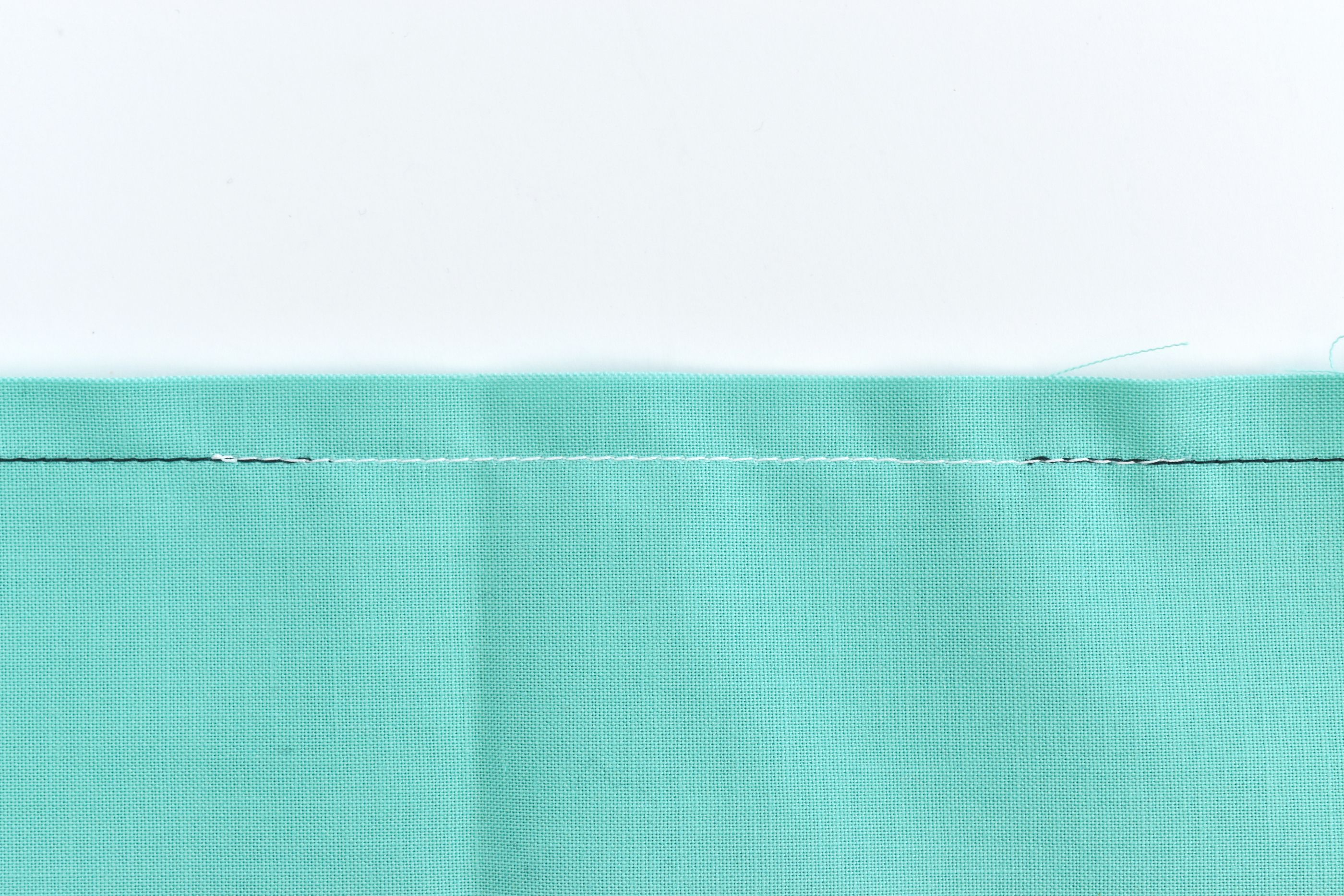 Sew the New Seam, Overlapping the Old