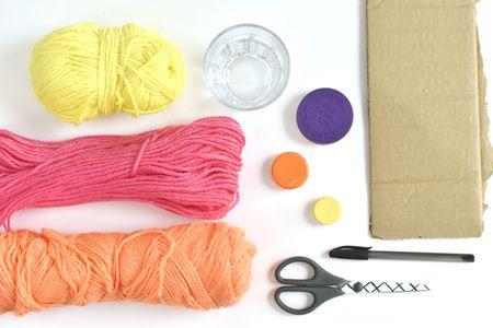 How To Make Custom Yarn Pom Poms