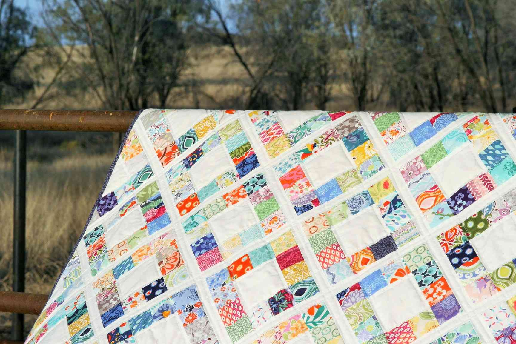 20 Free Quilt Patterns For All Skill Levels