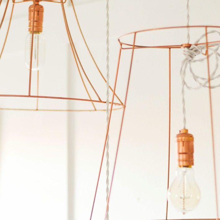 DIY lampshades to try