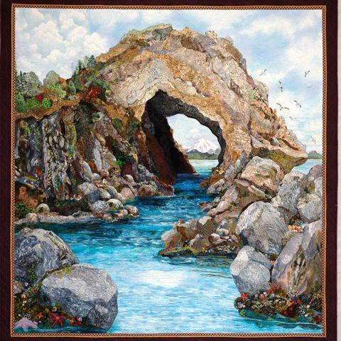 Natural Wonders Landscape Quilt