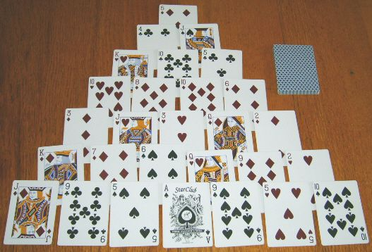 Basic Strategy For Winning Pyramid Solitaire