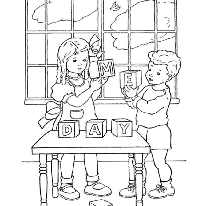 87 Free Printable Memorial Day Coloring Pages