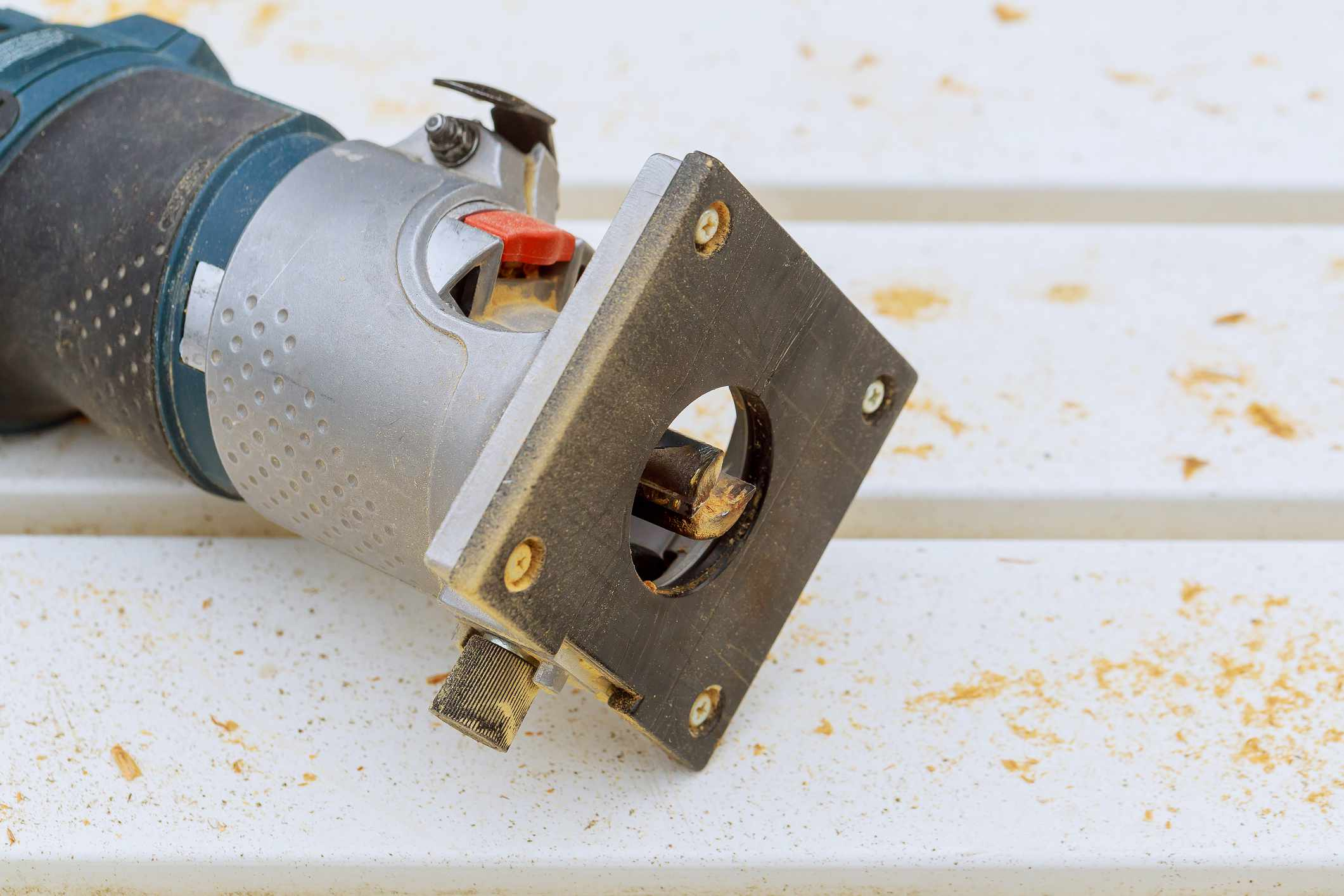 Learn How To Use A Wood Router