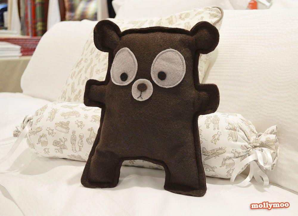 Cuddly Teddy Bear Pattern